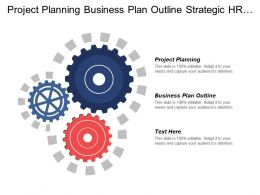 Project Planning Business Plan Outline Strategic Hr Management Cpb