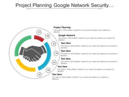 Project Planning Google Network Security Applications Value Proposition Cpb
