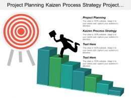 Project Planning Kaizen Process Strategy Project Time Management Cpb