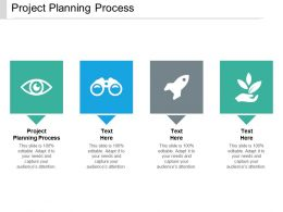 Project Planning Process Ppt Powerpoint Presentation Outline Example Introduction Cpb