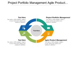Project Portfolio Management Agile Product Management Lean 5s Steps Cpb
