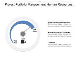Project Portfolio Management Human Resources Challenges Sales Training Cpb