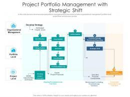 Project Portfolio Management With Strategic Shift