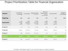 project_prioritization_table_for_financial_organization_Slide01