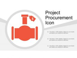 Project Procurement Icon