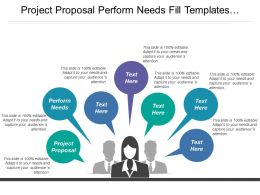 Project Proposal Perform Needs Fill Templates Search Results