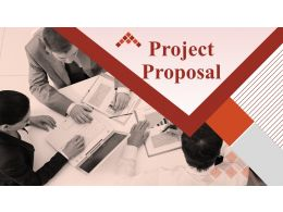 Project Proposal Powerpoint Presentation Slides