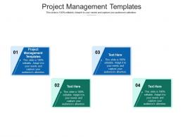 Project Reporting Templates Ppt Powerpoint Presentation File Images Cpb
