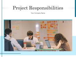 Project Responsibilities Developers Business Strategy Management Production Skills