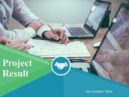 Project Result Powerpoint Presentation Slides