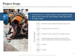 Project Scope Deal Evaluation Ppt Powerpoint Presentation Show Layout Ideas