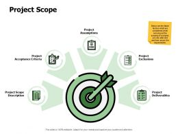 Project Scope Exclusions Ppt Powerpoint Presentation Icon Outfit