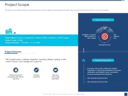 Project Scope Reduce In Accounts Ppt Powerpoint Presentation Outline Background Image