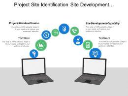 project_site_identification_site_development_capability_customer_satisfaction_Slide01