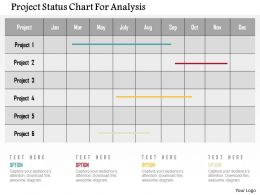 project_status_chart_for_analysis_flat_powerpoint_design_Slide01