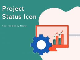 Project Status Icon Application Integration Business Growth Automation