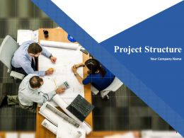 Project Structure Powerpoint Presentation Slides