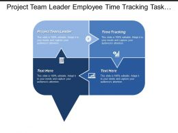 Project Team Leader Employee Time Tracking Task Management