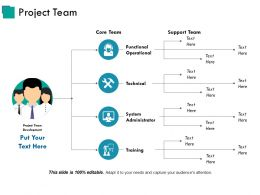 Project Team Ppt Example