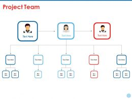 Project Team Ppt Summary Background Images