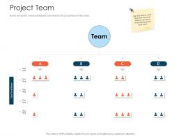 Project Team Tender Management Ppt Icons