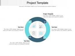 Project Template Ppt Powerpoint Presentation File Graphics Pictures Cpb