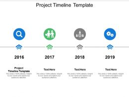 Project Timeline Template Ppt Powerpoint Presentation Icon Layout Cpb