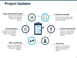 Project Updates Ppt Images