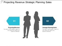 Projecting Revenue Strategic Planning Sales Optimize Pricing Responsibilities Marketing Cpb