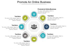 promote_an_online_business_ppt_powerpoint_presentation_icon_elements_cpb_Slide01