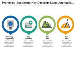 Promoting Supporting Key Direction Stage Approach Process Mapping