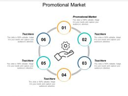 Promotional Market Ppt Powerpoint Presentation Icon Objects Cpb
