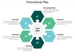 Promotional Plan Ppt Powerpoint Presentation Ideas Design Inspiration Cpb