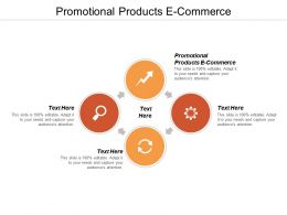 Promotional Products E Commerce Ppt Powerpoint Presentation Ideas Example Introduction Cpb