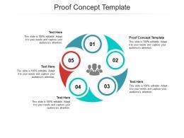 Proof Concept Template Ppt Powerpoint Presentation File Portfolio Cpb