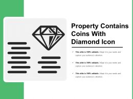 Property Contains Coins With Diamond Icon