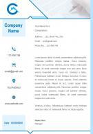 Property Dealer Letterhead Design Template