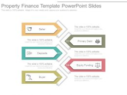 Property Finance Template Powerpoint Slides