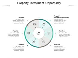 Property Investment Opportunity Ppt Powerpoint Presentation Summary Vector Cpb