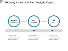 Property Investment Risk Analysis Capital Management Action Plan Cpb