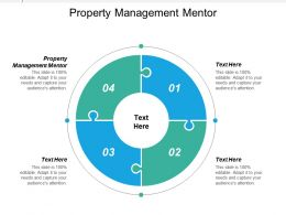 Property Management Mentor Ppt Powerpoint Presentation Ideas Skills Cpb