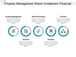 Property Management Return Investment Financial Services Business Management Resource Cpb