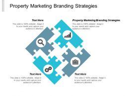 Property Marketing Branding Strategies Ppt Powerpoint Presentation Ideas Portrait Cpb