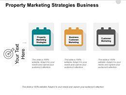 Property Marketing Strategies Business Customer Marketing Customer Marketing Cpb