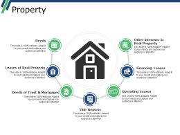 Property Powerpoint Ideas