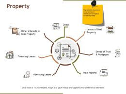 Property Powerpoint Slide Background