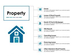 Property Ppt Background Images