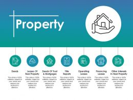 Property Ppt Professional Templates