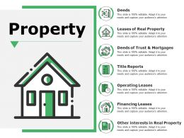 Property Ppt Sample Download