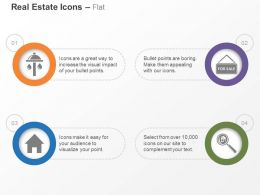 Property Search For Rent Real Estate Ppt Icons Graphics
